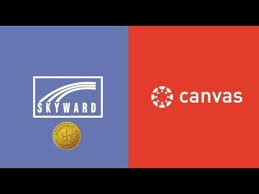 Skyward/Canvas Grade Update