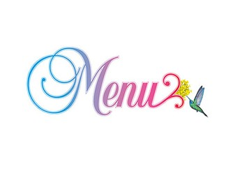 MENUS FOR THE NEXT TWO WEEKS
