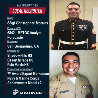 Twin Palms Marine Recruiter