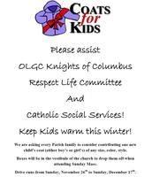 Coats for Kids Drive 2017