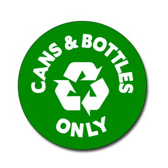 RETURNABLE BOTTLES & CANS DRIVE