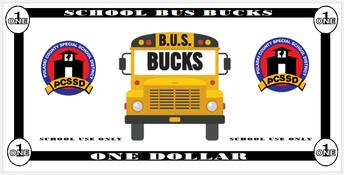 BUS Bucks