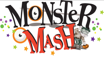 THE MONSTER MASH IS COMING!!!