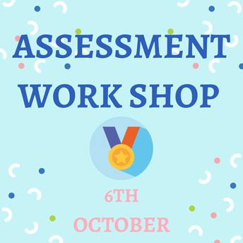 Assessment workshop for parents - by Mr Aidan Stallwood