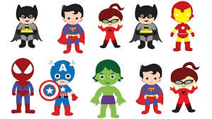 Tues., Oct. 22     Be A Superhero Against Drugs