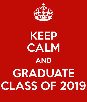 Graduation Tickets for the Class of 2019