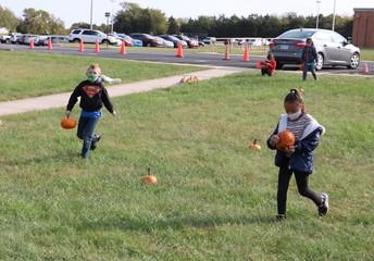 Pumpkin Patch at Slate Creek
