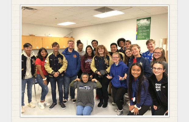 Band Teacher of the Week Marly Rosa