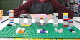 100 Lego's