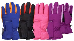 It's Cold Outside - Winter Gloves Needed