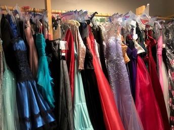 Prom Dress Closet