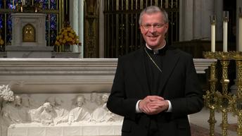 Bishop Austin Vetter Visit