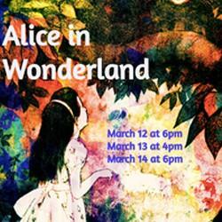 """""""Alice in Wonderland"""" Rehearsal Change"""