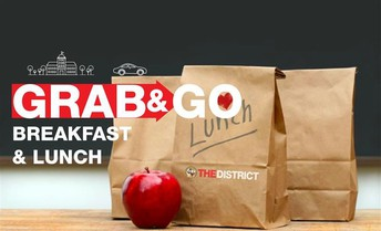 Breakfast and Lunch Pick up: 7:00 a.m. to 11:30 a.m.