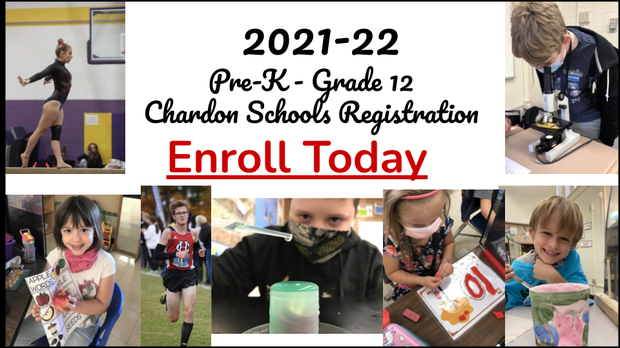 Click Image to Access District Registration Page for the 2021-22 School Year