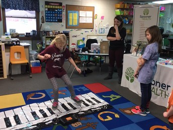 Spooner Health Step Counting