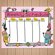Student Schedule Overview