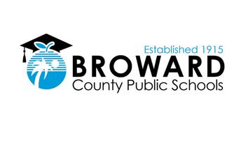 The official logo Broward County Public Schools