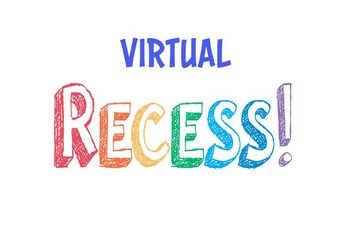 Virtual Recess - See new times below!