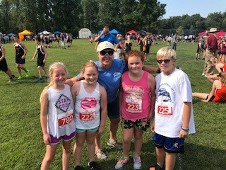 Warrior Pride One Mile Race - A Success!