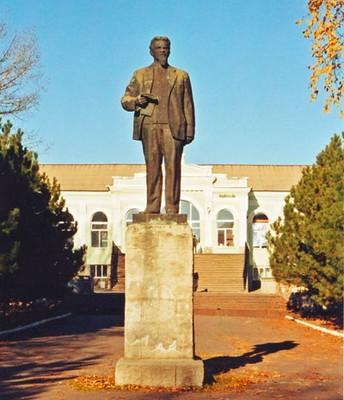 Памятник Михаилу Ивановичу Калинину