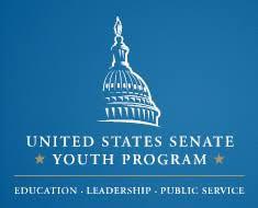 U.S. Senate Youth Program - Application Deadline October 19th