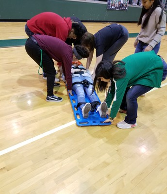 Sports Med Class