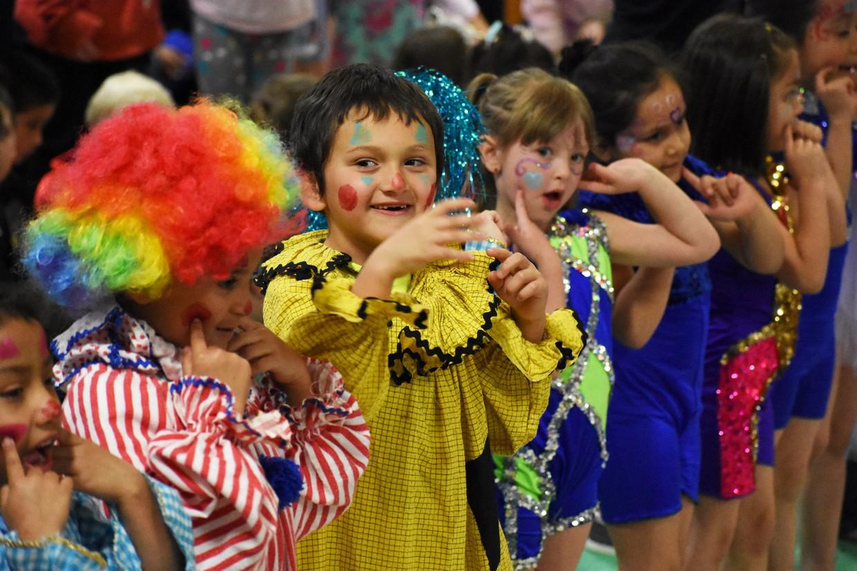 Kindergarten Celebration at A.J. West