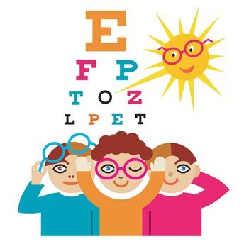 K-3 Vision Screening for Hybrid Students