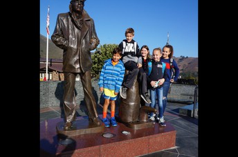 6th Grade Golden Gate Field Trip