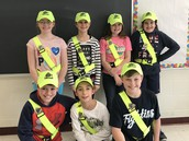 Safety Patrol Comes to OVES