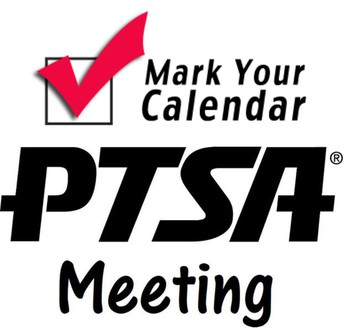 Join us for our PTSA Meeting This Week! Thursday, April 29 @ 5:30 p.m.