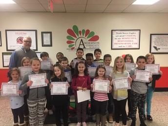 Principal Award Winners