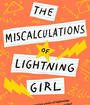 The Miscalculations of Lightning Girl by Stacy McAnulty