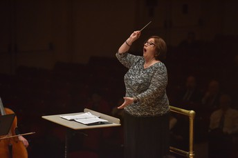 Dr. Jennifer Morgan Flory, Professor of Music, Director of Choral Activities