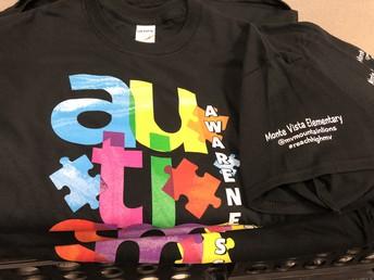 T-Shirts for Autism Awareness