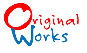 Original Works Art Fundraiser