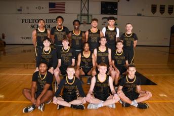 FHS Boys Basketball Team
