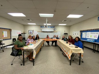PTA Staff Luncheon ~ 10.23.19
