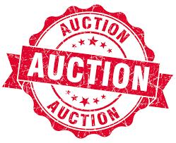 Auction Update...