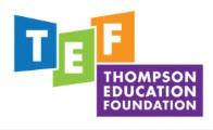 TEF Scholarship