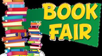 Winter Book Fair Monday Jan. 27 - Friday Jan. 31