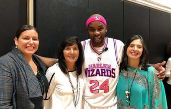 Floral Park Teachers Take on Harlem Wizards