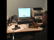 Antony submits his first college application