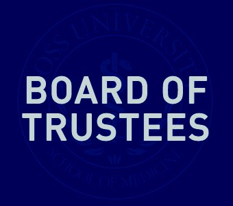 TRUSTEE CONTACTS