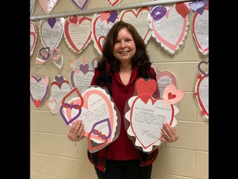 Denise Delamarter, Retiring Elementary Teacher