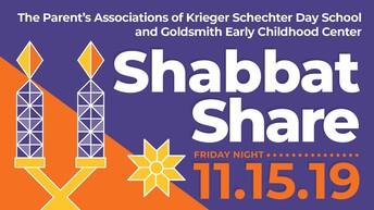 Shabbat Share - March 20
