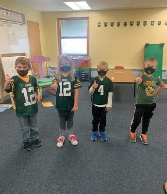 We love the Packers!