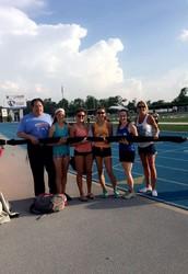 Girls Track & Field Make MC Proud at State!