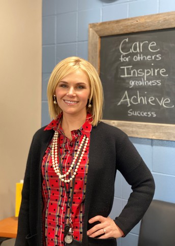 Counselor's Corner with Mrs. Leaper